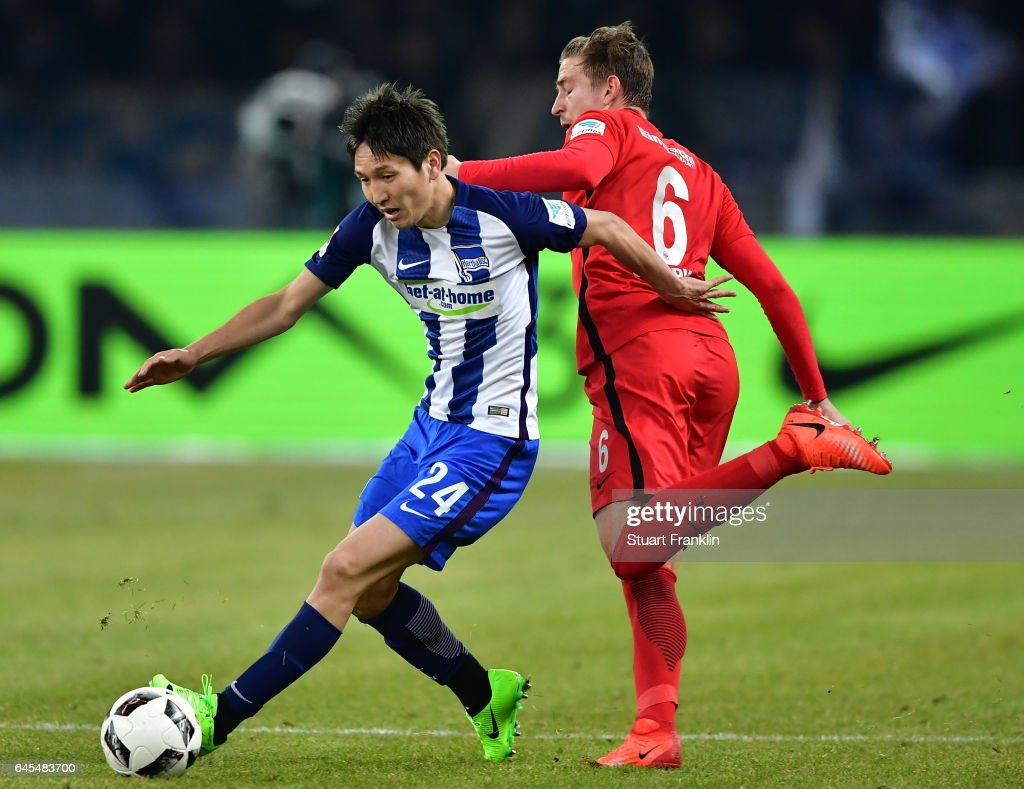 Hertha BSC v Eintracht Frankfurt - Bundesliga : News Photo