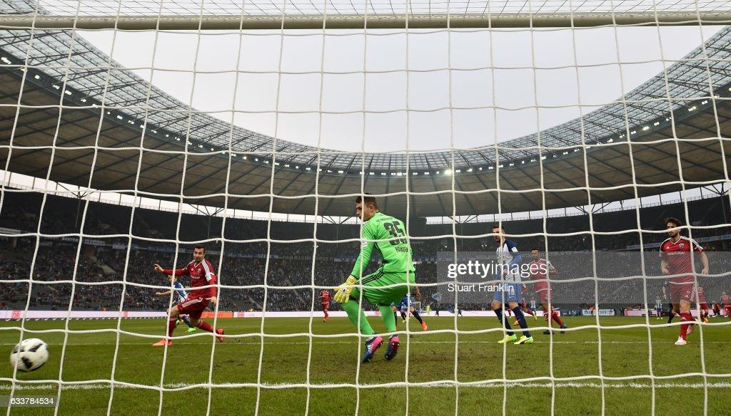 Hertha BSC v FC Ingolstadt 04 - Bundesliga : News Photo