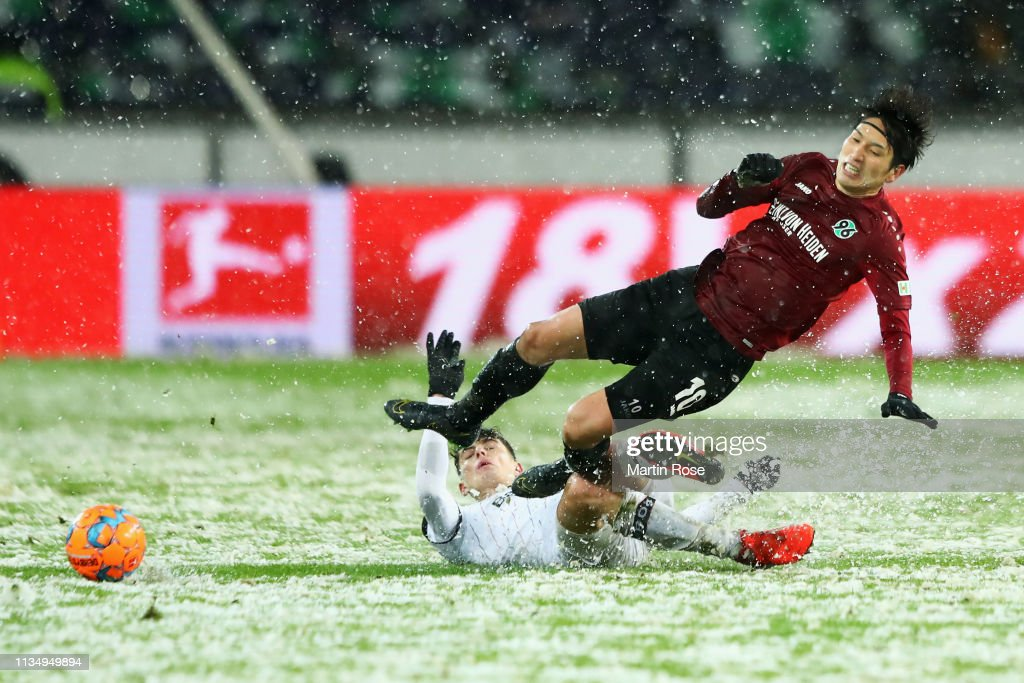 Hannover 96 v Bayer 04 Leverkusen - Bundesliga : News Photo