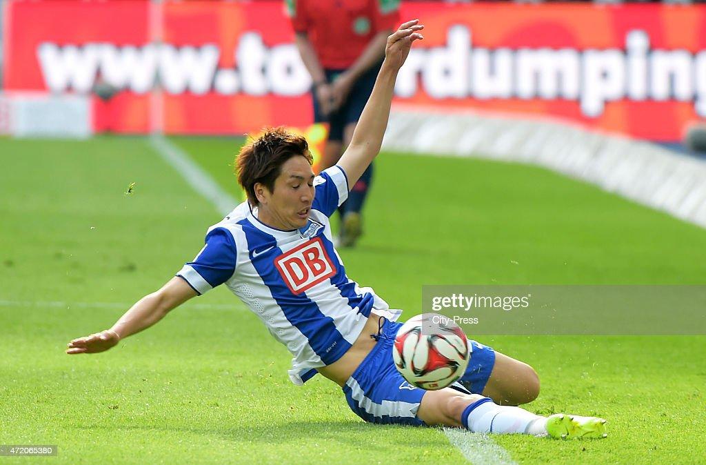 Hertha BSC v Borussia Mnchengladbach - Bundesliga : News Photo