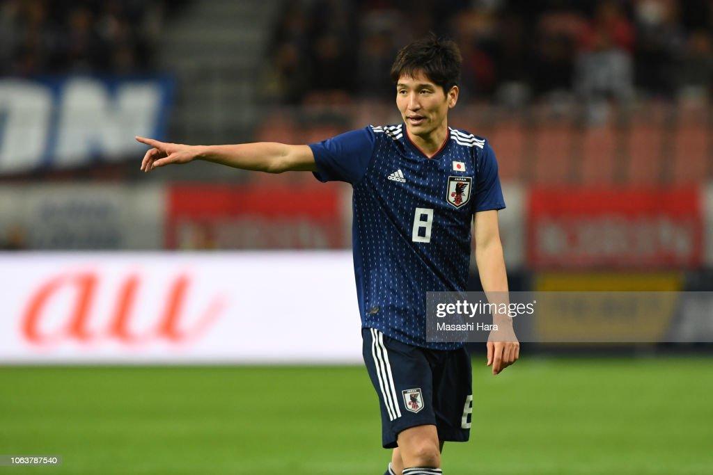 Japan v Kyrgyz - International Friendly : ニュース写真