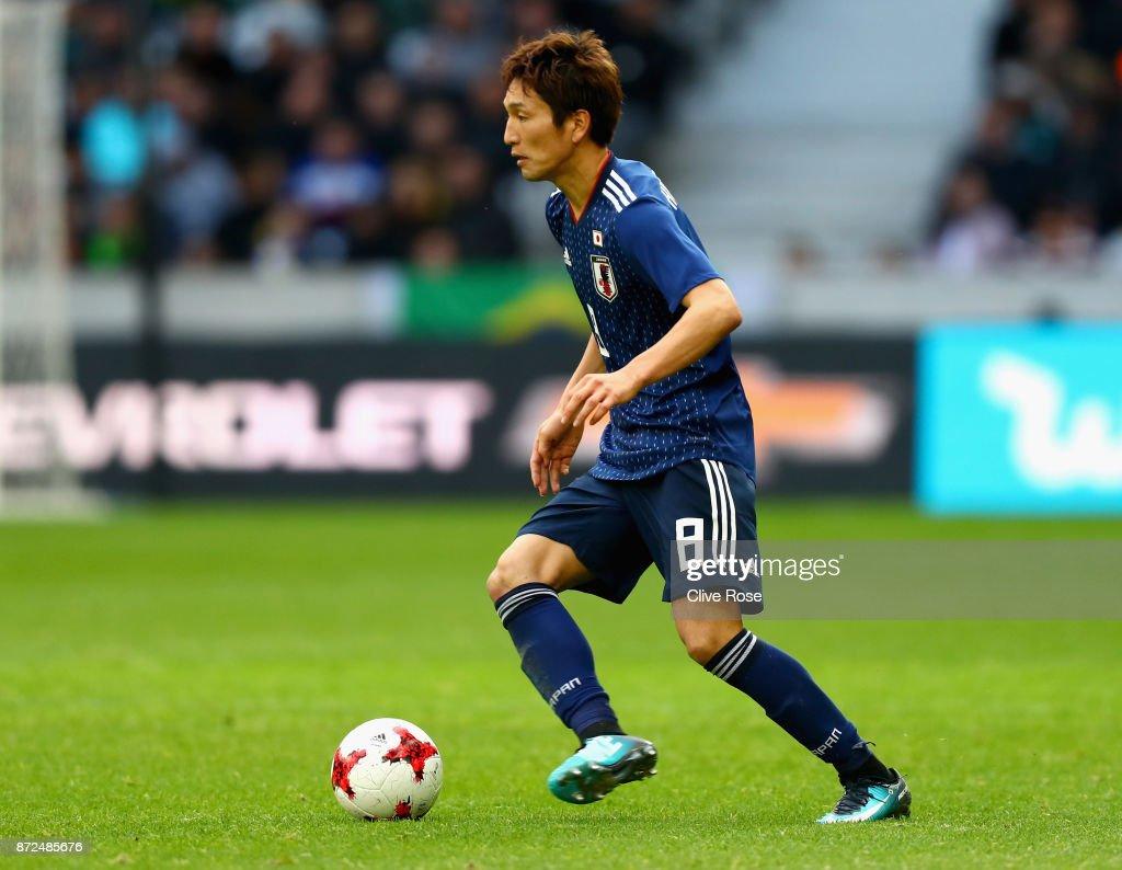 Japan v Brazil - International Friendly : ニュース写真