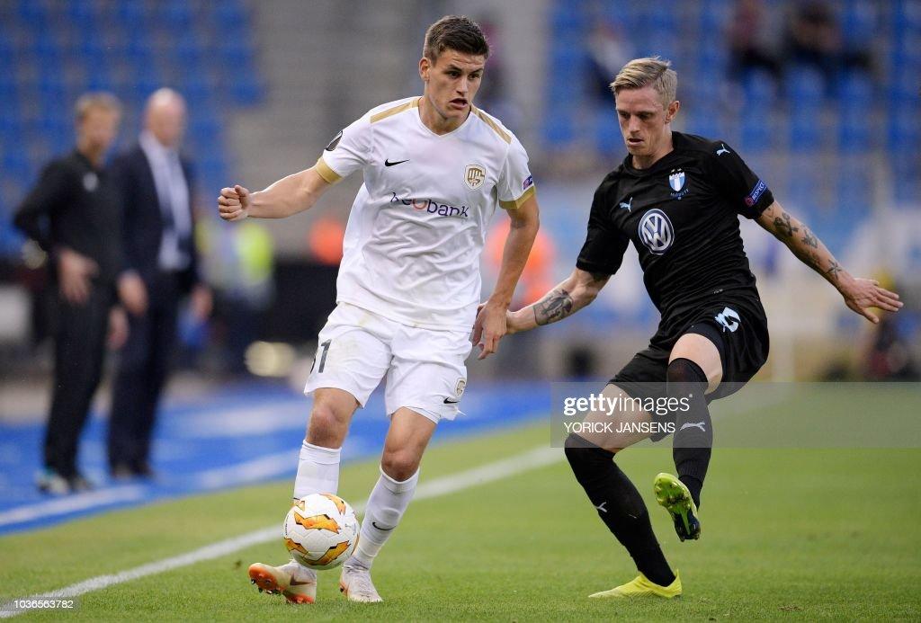 KRC Genk v Malmo - UEFA Europa League - Group I