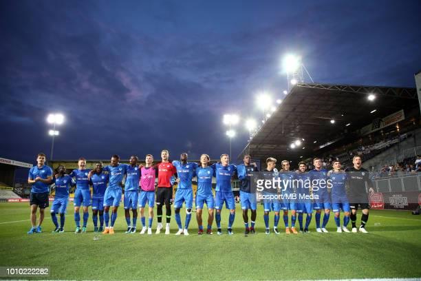 Genk   Lokeren Hd: Genk V Lokeren Jupiler Pro League Photos Et Images De