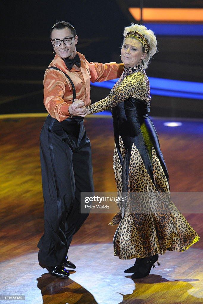 'Let's Dance' Second Show : Nachrichtenfoto