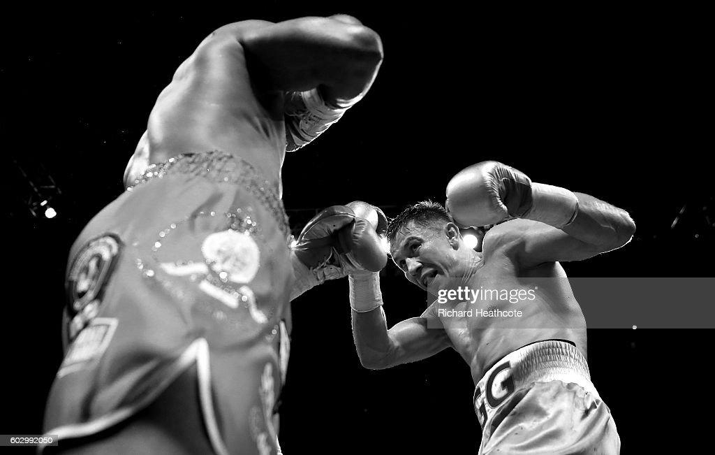 Boxing at O2 Arena