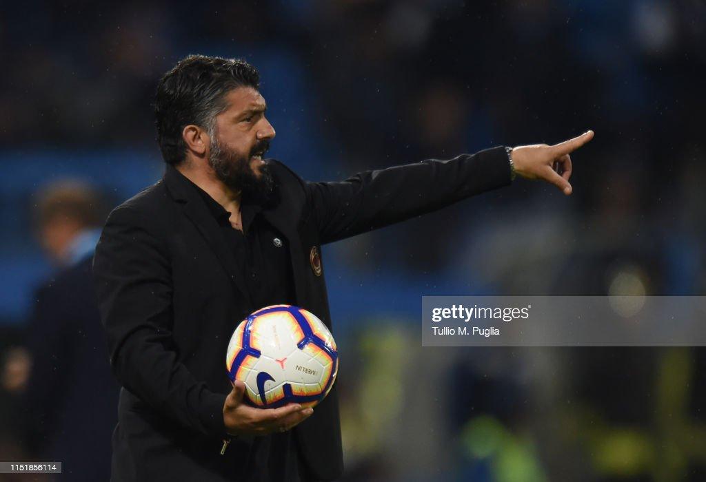 Spal v AC Milan - Serie A : News Photo