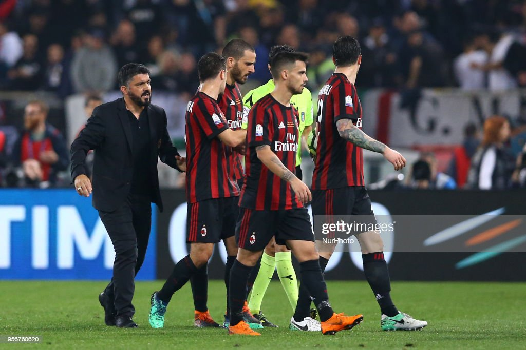 Juventus v AC Milan - TIM Cup Final : News Photo