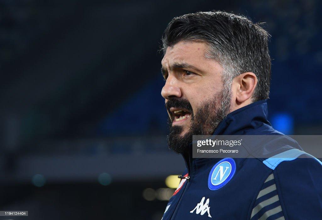 SSC Napoli v Parma Calcio - Serie A : News Photo