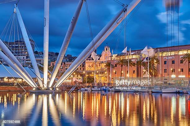 Genoa Old Port