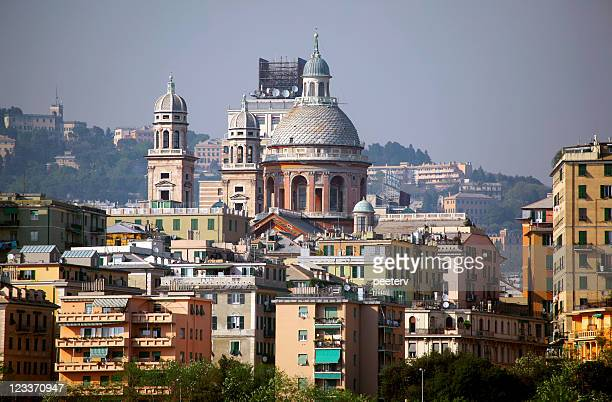 genoa. - genoa stock pictures, royalty-free photos & images