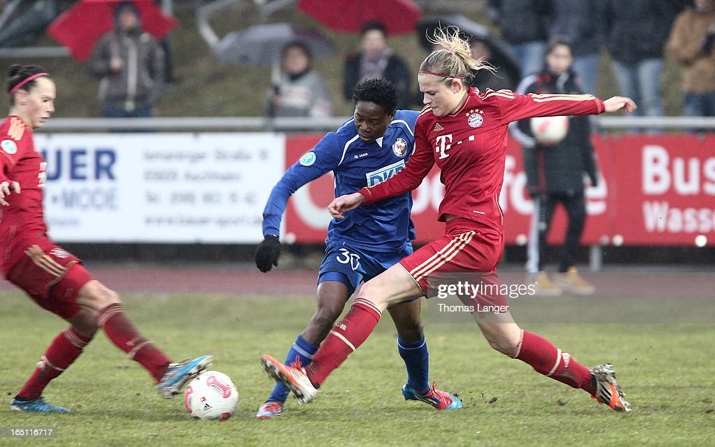 Bayern Muenchen v 1. FFC Turbine Potsdam - Women's Bundesliga : News Photo