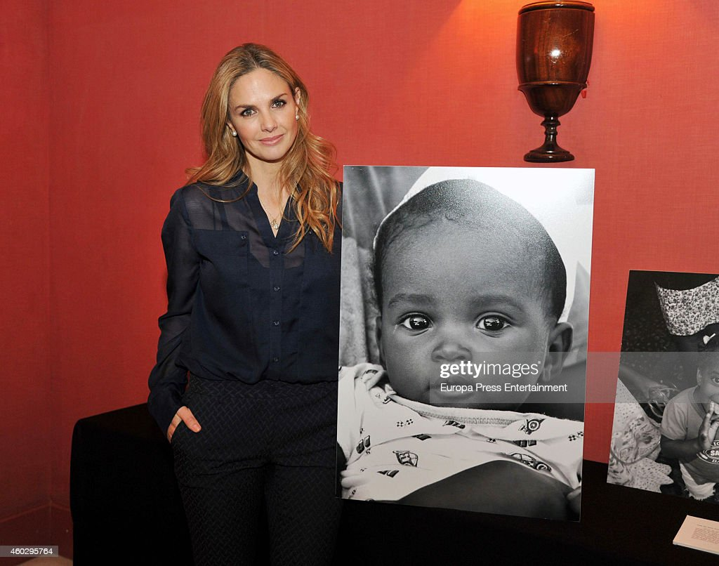 "Genoveva Casanova Attends Her ""No Blink"" Humanitarian Photography Exhibition Opening"