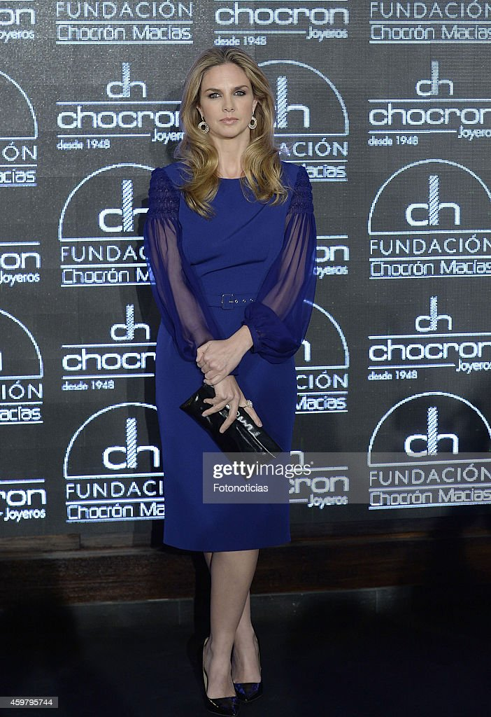 Chocron Jewelry Charity Catalogue Presentation in Madrid