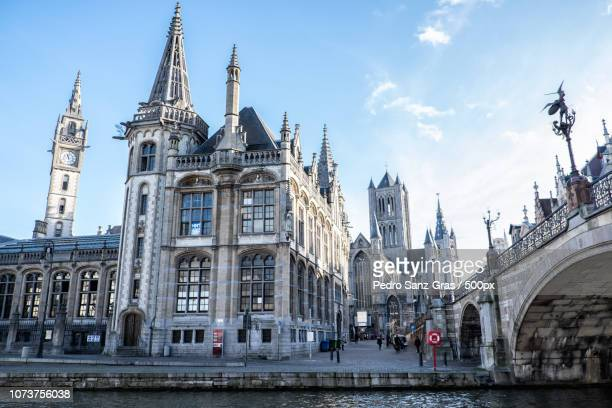 gent, belgium - gras stock pictures, royalty-free photos & images