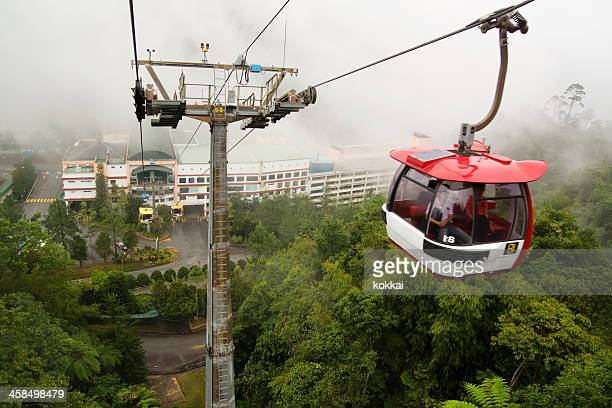 genting skyway - kuala lumpur stock pictures, royalty-free photos & images