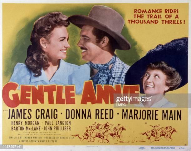 Donna Reed James Craig Marjorie Main 1944