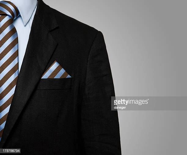 gentleman - brown suit stock photos and pictures