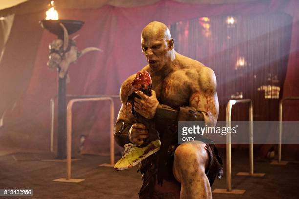 DRIVE Gentleman's Agreement Episode 107 Pictured Martyn Ford as Denali