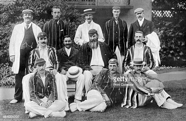 Gentlemen XI for the fixture vs Players at Lord's Cricket Ground London 1899 Gentlemen vs Players was an annual fixture between teams of amateurs and...