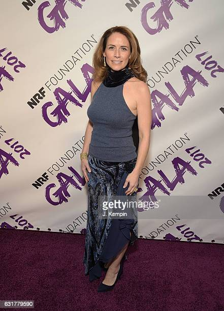 GENYOUth CEO Alexis Glick attends the 2017 NRF Foundation Gala at Pier Sixty at Chelsea Piers on January 15 2017 in New York City