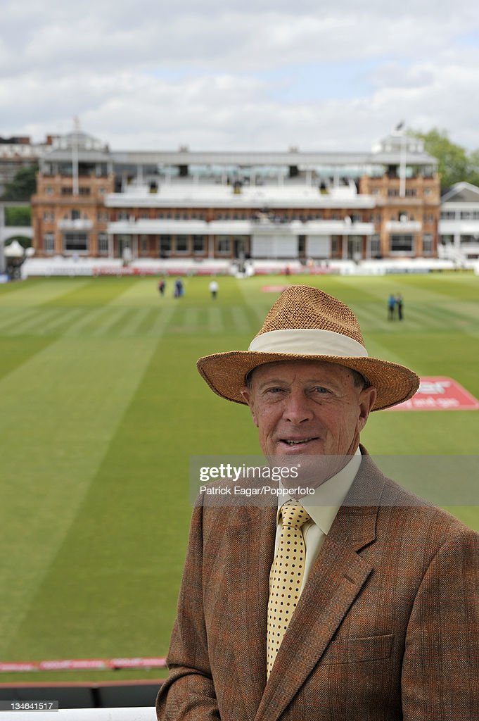 England v New Zealand , 1st Test, Lord's, May 08 : ニュース写真