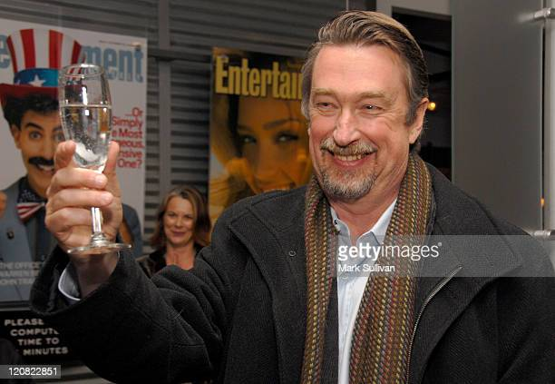 Geoff Gilmore during 2007 Sundance Film Festival Cocktails and Caravans at Kimball Art Center in Park City Utah United States