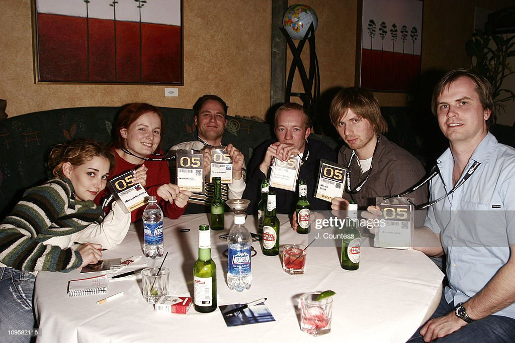 2005 Sundance Film Festival - World Cinema Party : News Photo