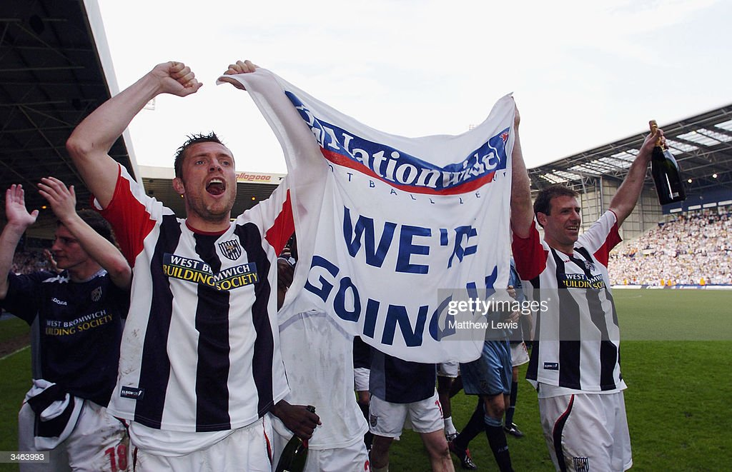 West Bromwich Albion v Bradford City : News Photo