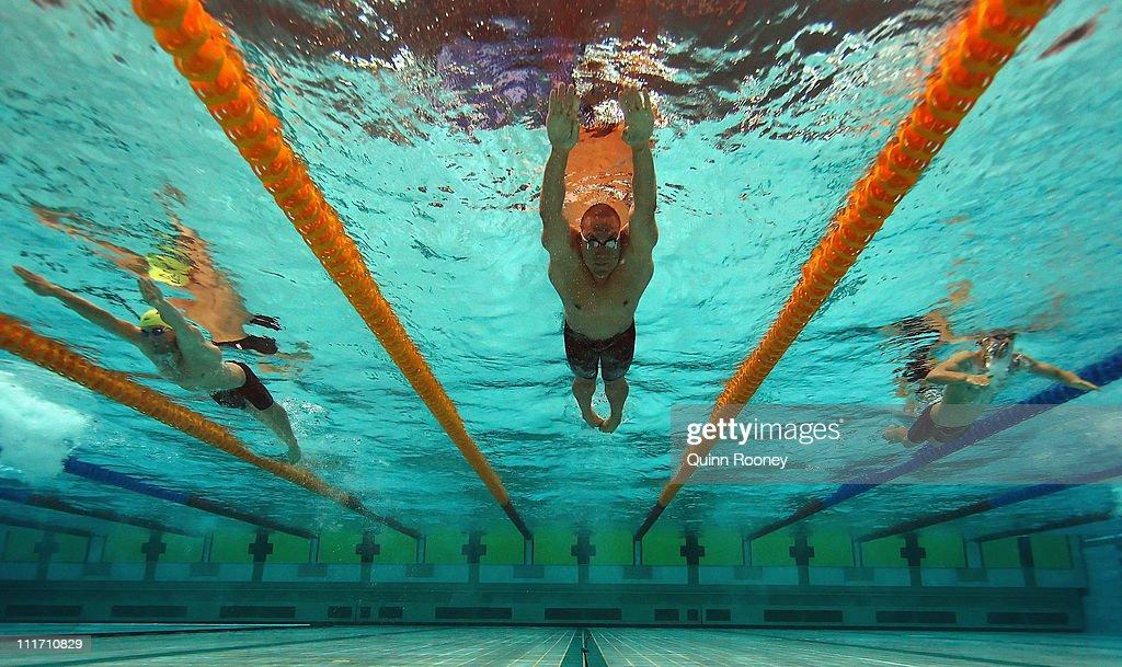 2011 Australian Swimming Championships - Day 6