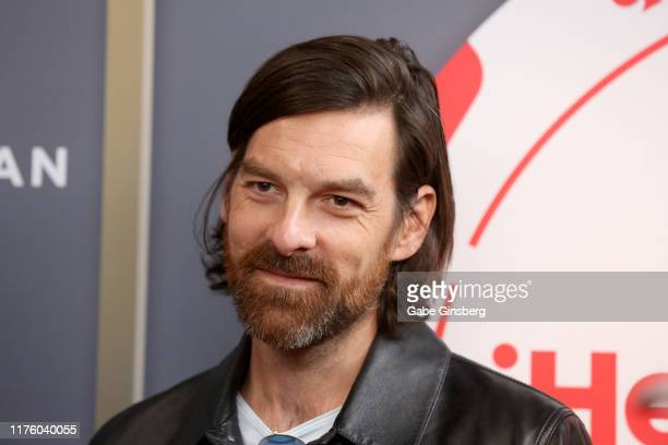 Geoff Sprung of Old Dominion attends the 2019 iHeartRadio Music Festival at TMobile Arena on September 20 2019 in Las Vegas Nevada