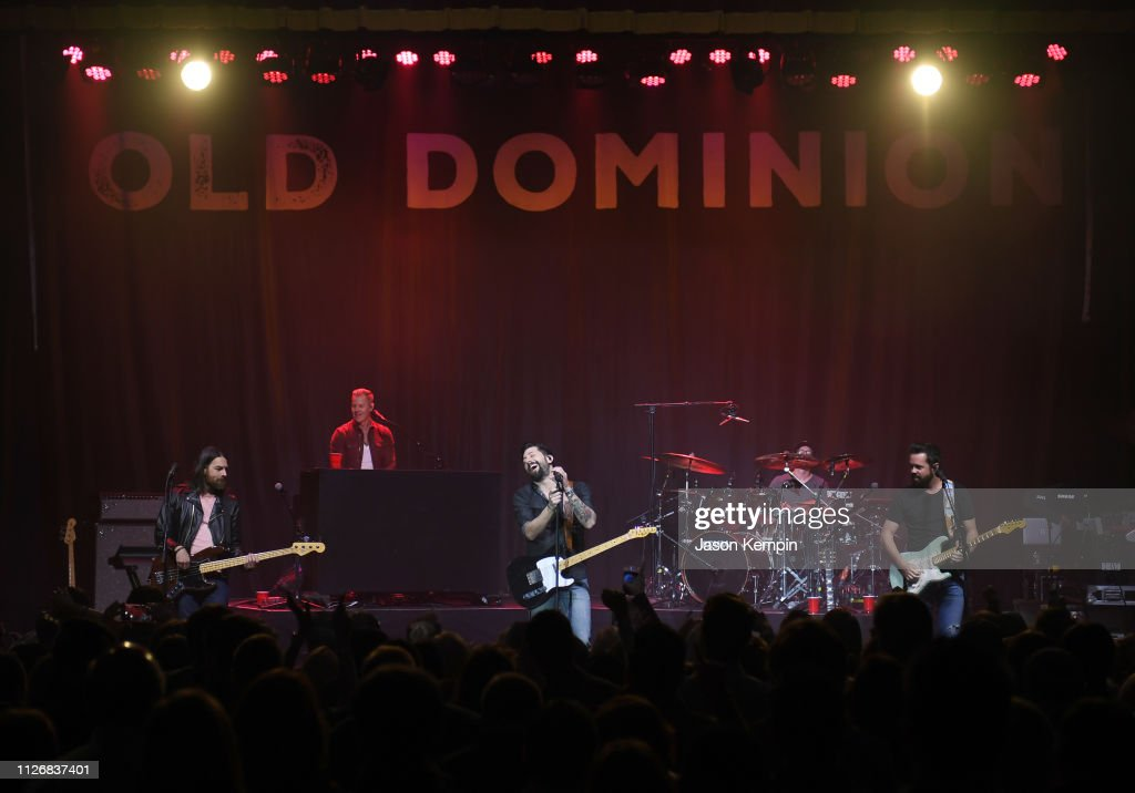 The Big Night Featuring Old Dominion, Carly Pearce And Joe Lasher : News Photo