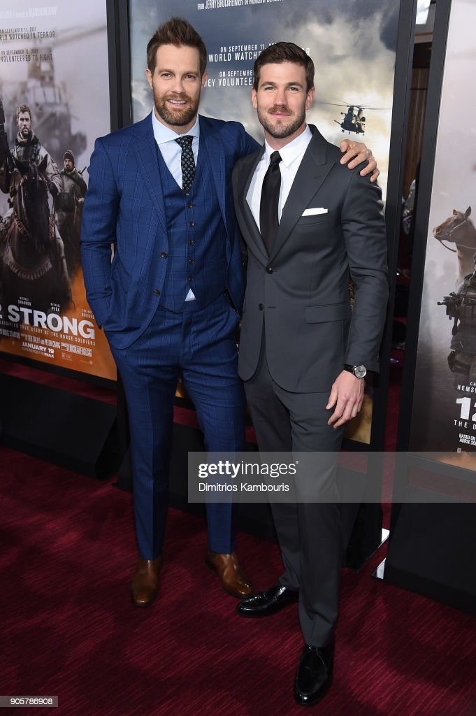 """12 Strong"" World Premiere : News Photo"
