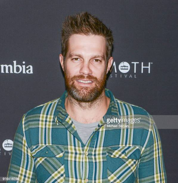 Geoff Stults attends Inaugural Mammoth Film Festival Day 2 on February 9 2018 in Mammoth Lakes California
