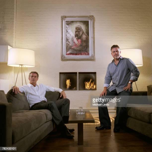 CEO Geoff Vuleta and President Mark Payne of Fahrenheit 212