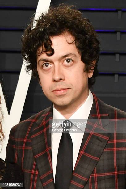 Geoffrey Arend attends the 2019 Vanity Fair Oscar Party hosted by Radhika Jones at Wallis Annenberg Center for the Performing Arts on February 24...