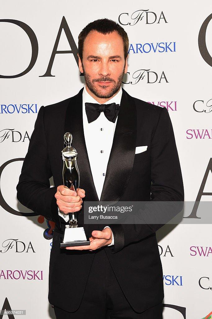 2014 CFDA Fashion Awards - Winners Walk : News Photo