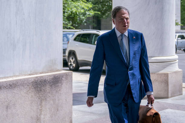DC: House Judiciary Committee Interviews Former U.S. Attorney For SDNY Geoffrey Berman