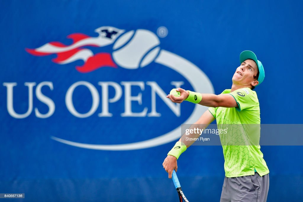 2017 US Open Tennis Championships - Day 2 : News Photo