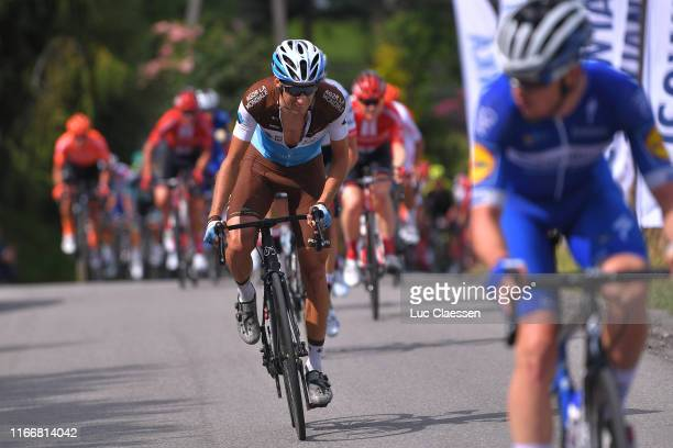 Geoffrey Bouchard of France and Team Ag2R La Mondiale / during the 76th Tour of Poland 2019, Stage 6 a 160km stage from Zakopane to Koscielisko 973m...