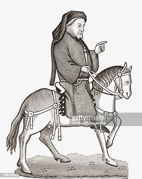 a biography of geoffrey chaucer the english poet and writer Although best known for his book the canterbury tales, english poet geoffrey  chaucer wrote many poems in his lifetime learn more on.