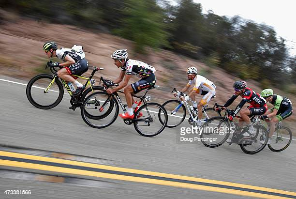 Geoffrey Curran of the United States riding for Axeon Cycling, Lachlan David Morton of Australia riding for Jelly Belly presented by Maxxis, Javier...