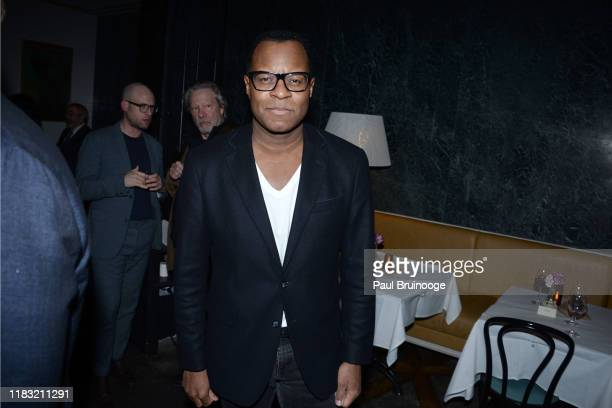 Geoffrey Fletcher attends New York Special Screening Of A Beautiful Day In The Neighborhood After Party at Le District Restaurant on November 17 2019...