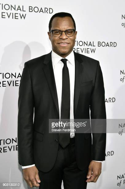 Geoffrey Fletcher attends the 2018 The National Board Of Review Annual Awards Gala at Cipriani 42nd Street on January 9 2018 in New York City