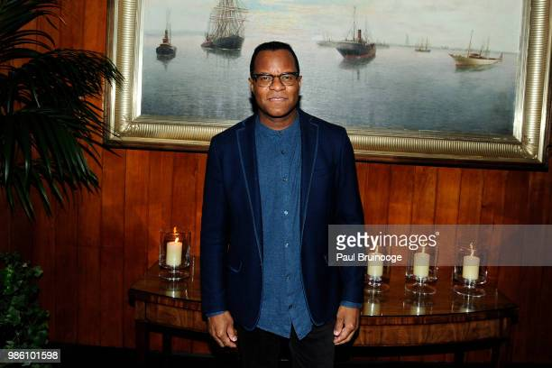 Geoffrey Fletcher attends The Cinema Society With Synchrony And Avion Host The After Party For Marvel Studios' AntMan And The Wasp at The Water Club...