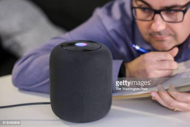 Geoffrey Fowler reviews Apple's HomePod