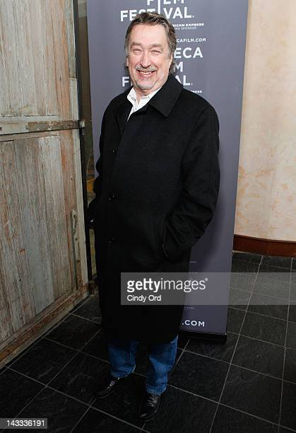 Geoffrey Gilmore Chief Creative Officer Tribeca Enterprises attends the Directors Brunch during the 2012 Tribeca Film Festival at the Churrascaria...