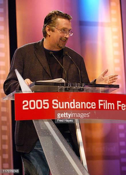 Geoffrey Gilmore Director of the Sundance Film Festival