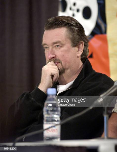Geoffrey Gilmore during 2004 Sundance Film Festival 'Riding Giants' Press Conference in Park City Utah United States