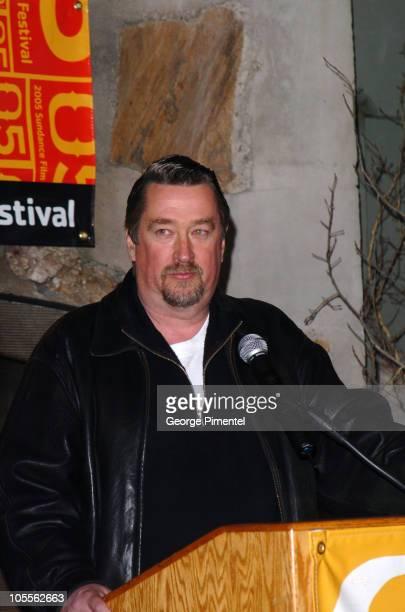 Geoffrey Gilmore during 2005 Sundance Film Festival Filmmaker/Director's Brunch at Sundance Village in Park City Utah United States